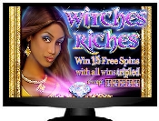 Witches Riches Pokies Slots