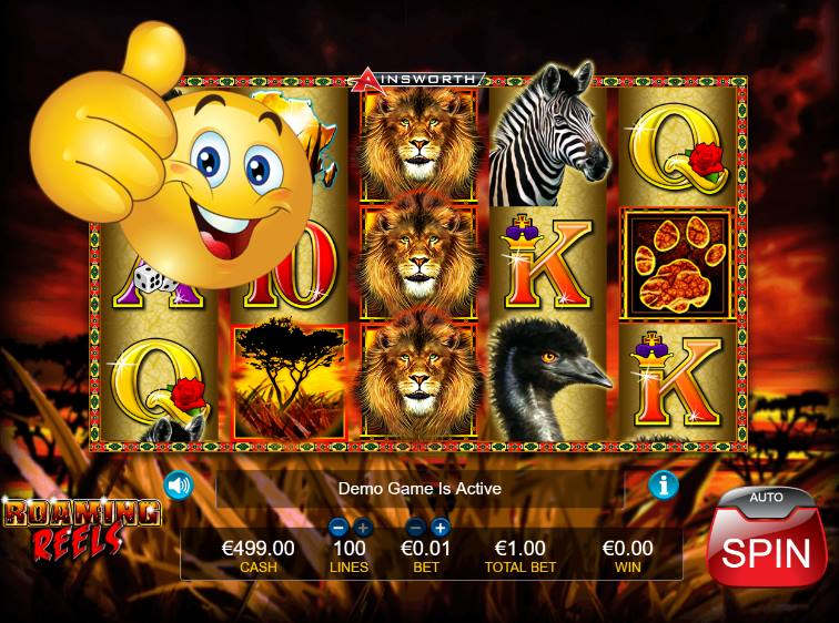 Play a Free 50 Lions Pokies alternative Roaming Reels Slot
