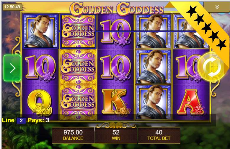 Play the Golden Goddess FREE IGT Slot Machine Here at Mate ...